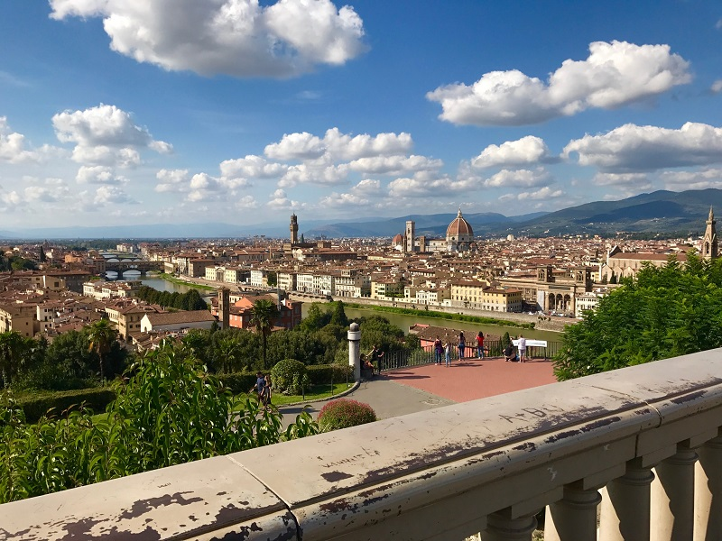 Where To Watch The Sunset Florence Top Five Places La